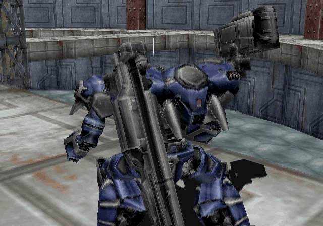 Armored Core 3: Silent Line - 05875