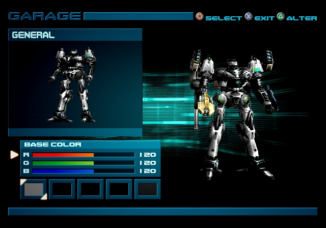 Armored Core 3: Silent Line - 05876