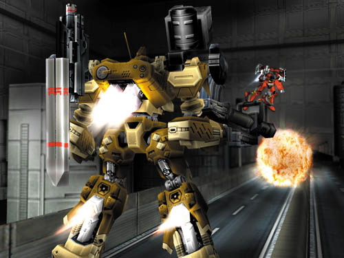 Armored Core 3: Silent Line - 05884
