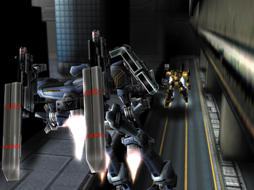 Armored Core 3: Silent Line - 05885