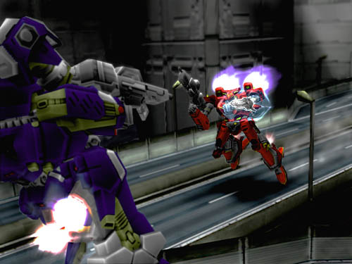 Armored Core 3: Silent Line - 05866
