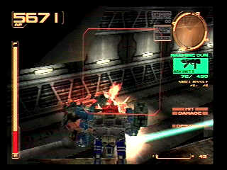 Armored Core 3: Silent Line - 05851