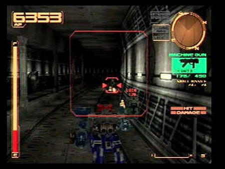 Armored Core 3: Silent Line - 05852