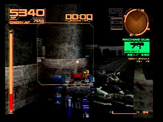 Armored Core 3: Silent Line - 05858