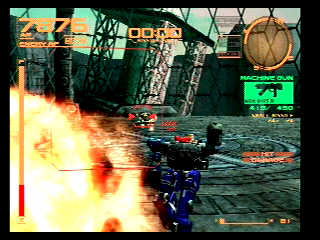 Armored Core 3: Silent Line - 05849