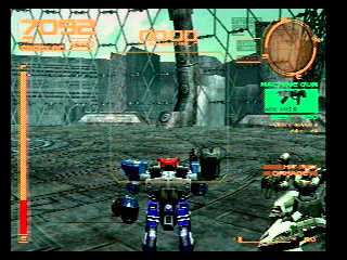 Armored Core 3: Silent Line - 05863