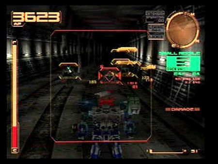 Armored Core 3: Silent Line - 05865