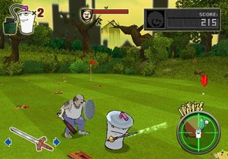 Aqua Teen Hunger Force: Zombie Ninja Pro-Am - 57524