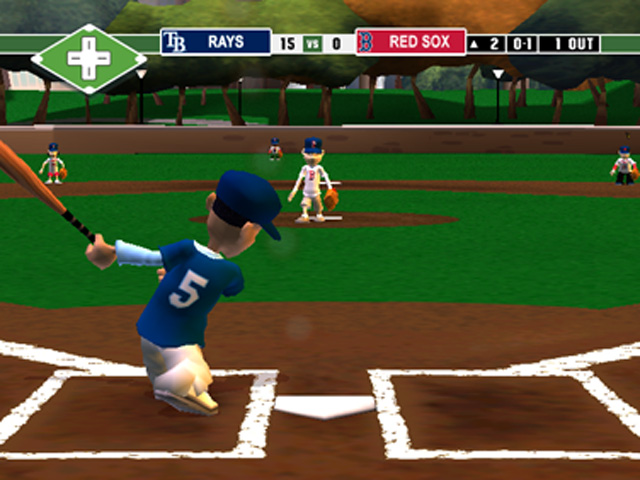 Backyard Baseball 10 - 60304