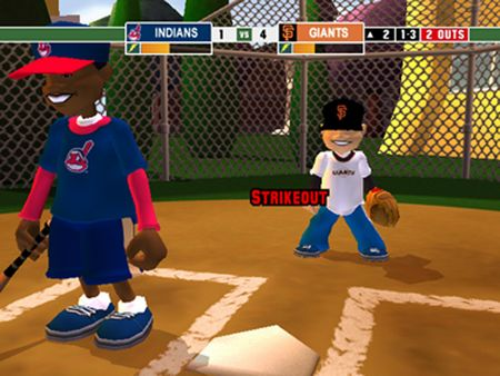 Backyard Baseball 10 - 60306