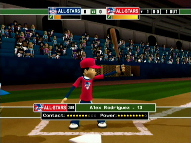 Backyard Baseball 10 - 60307