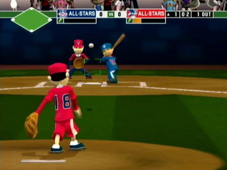 Backyard Baseball 10 - 60308