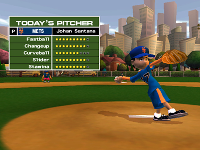 Backyard Baseball 10 - 60309