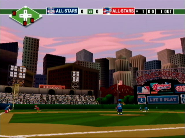 Backyard Baseball 10 - 60310