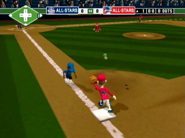 Backyard Baseball 10 - 60311