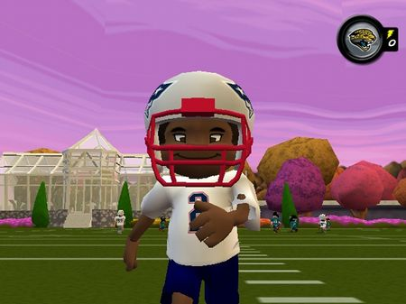Backyard Football 09 - 59409
