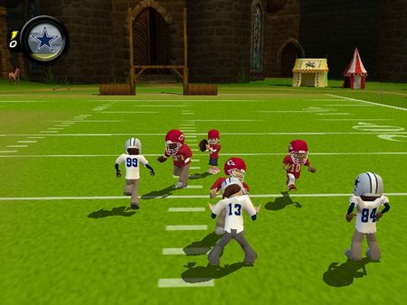 Backyard Football 09 - 59410