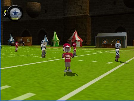 Backyard Football 09 - 59411