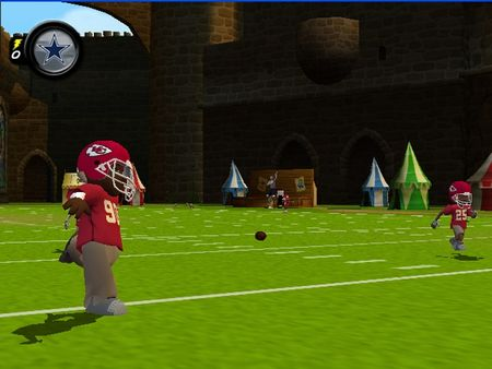 Backyard Football 09 - 59412