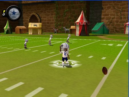 Backyard Football 09 - 59413
