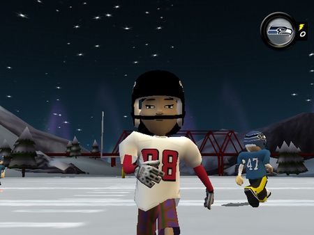 Backyard Football 09 - 59416