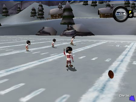 Backyard Football 09 - 59417