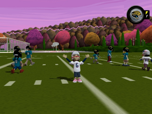 Backyard Football 09 - 59418