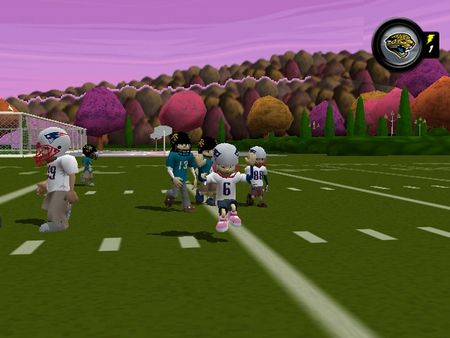 Backyard Football 09 - 59419