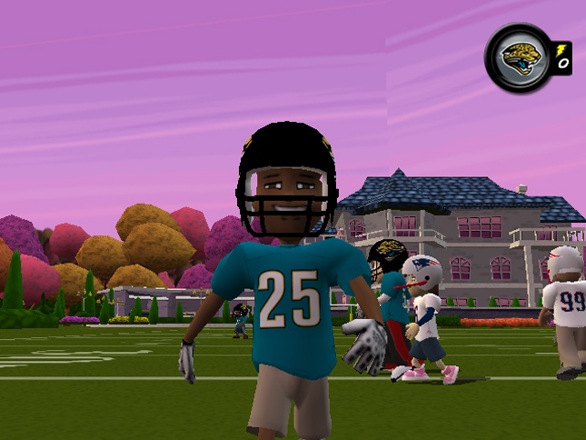 Backyard Football 09 - 59420