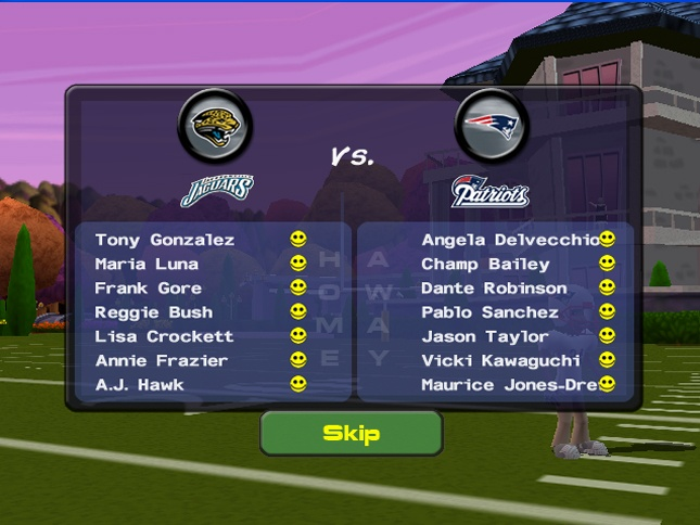 Backyard Football 09 - 59421