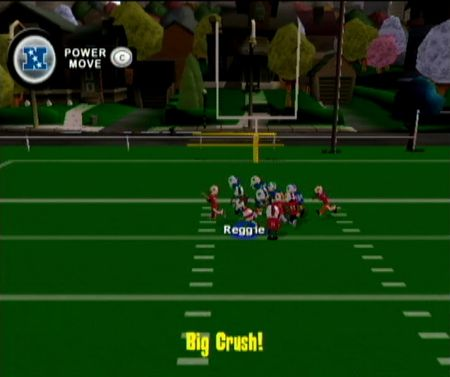 Backyard Football 09 - 59422
