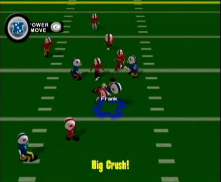 Backyard Football 09 - 59423