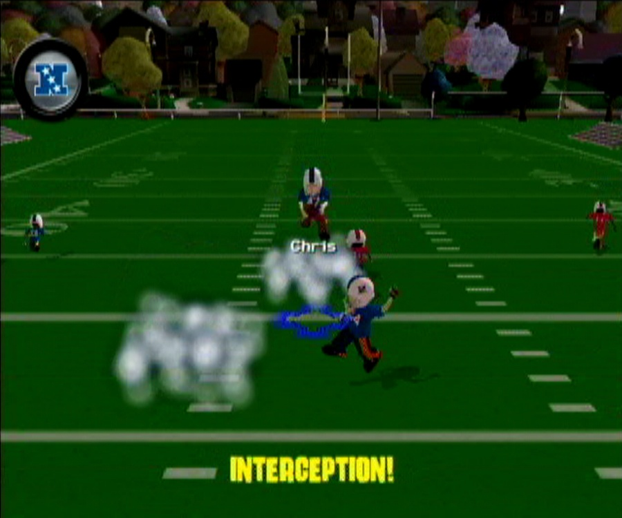 Backyard Football 09 - 59424