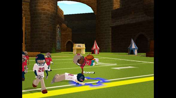 Backyard Football 2010 - 60814