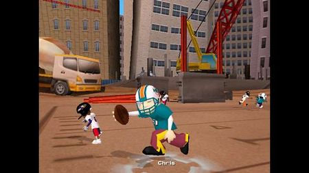 Backyard Football 2010 - 60820