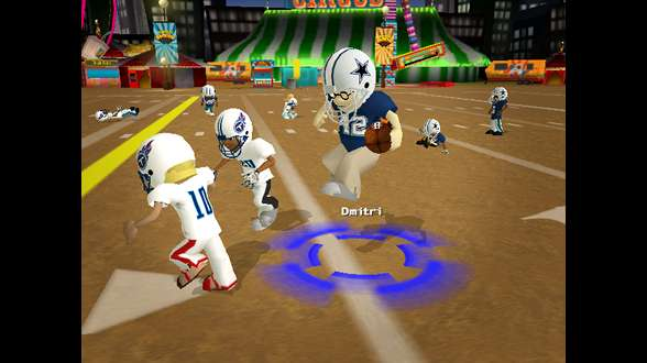 Backyard Football 2010 - 60821