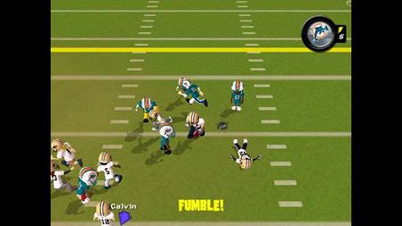 Backyard Football 2010 - 60822
