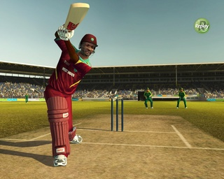 Brian Lara International Cricket 2007 - 55996