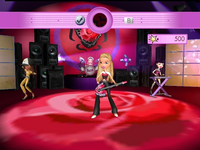 Bratz Girlz Really Rock - 59538