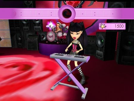 Bratz Girlz Really Rock - 59540