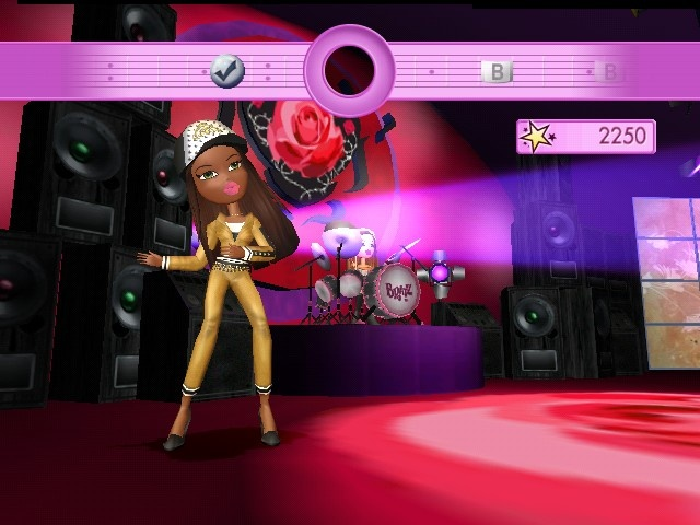 Bratz Girlz Really Rock - 59541