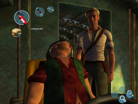 Broken Sword 3: The Sleeping Dragon - 40025