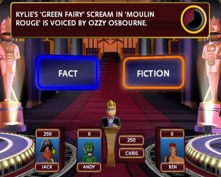 Buzz! The Hollywood Quiz - 58374