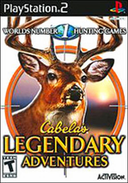 Cabela''s Legendary Adventures - 59496