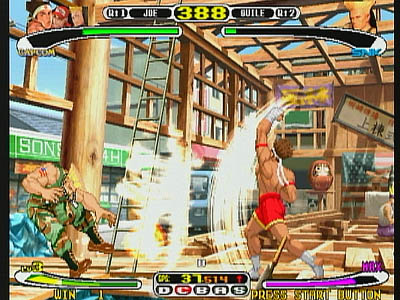 Capcom vs. SNK 2  - 13032
