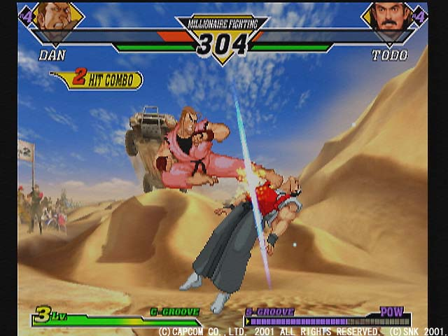 Capcom vs. SNK 2  - 13006