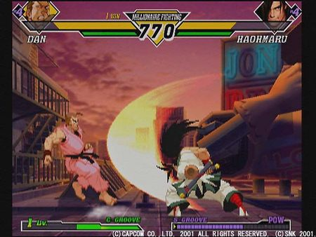 Capcom vs. SNK 2  - 13007