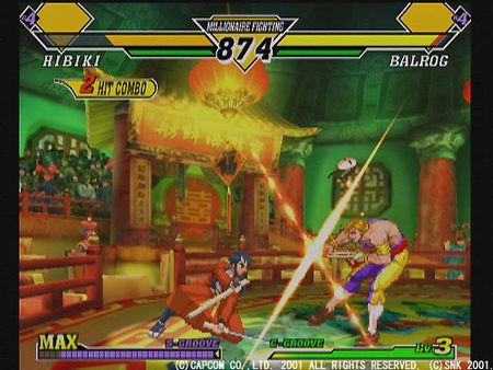 Capcom vs. SNK 2  - 13009
