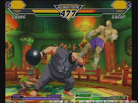 Capcom vs. SNK 2  - 13010
