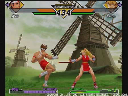 Capcom vs. SNK 2  - 13011